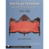 American Furniture Of The 19Th Century: 1840-1880